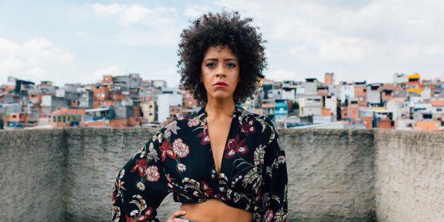Neomisia Silvestre, moradora da periferia de São Paulo, é uma das idealizadores da Marcha do Orgulho