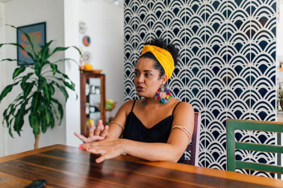 Em luto, Bianca Santana lamenta a morte de Marielle Franco, uma mulher negra como