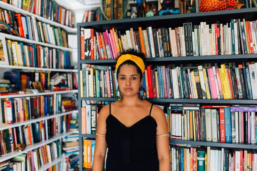 Em 2015, Bianca Santana publicou o livro