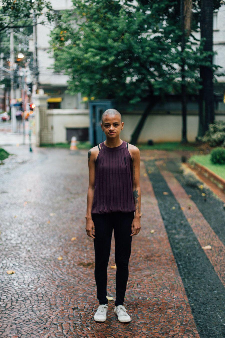 Mirelle Martins largou a carreira de publicitária para mergulhar em uma vida com