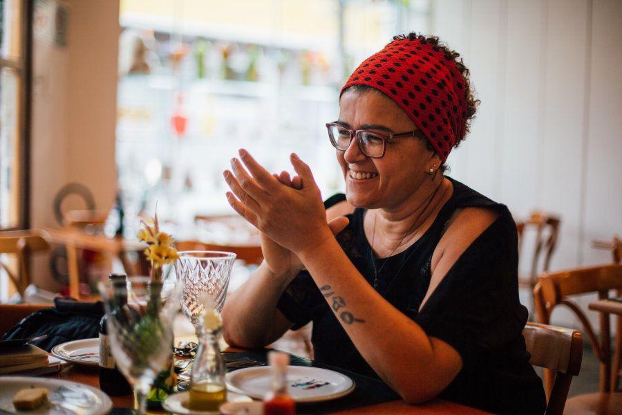 Márcia tem uma postura de empreendedora inclusiva ao dar oportunidades a pessoas