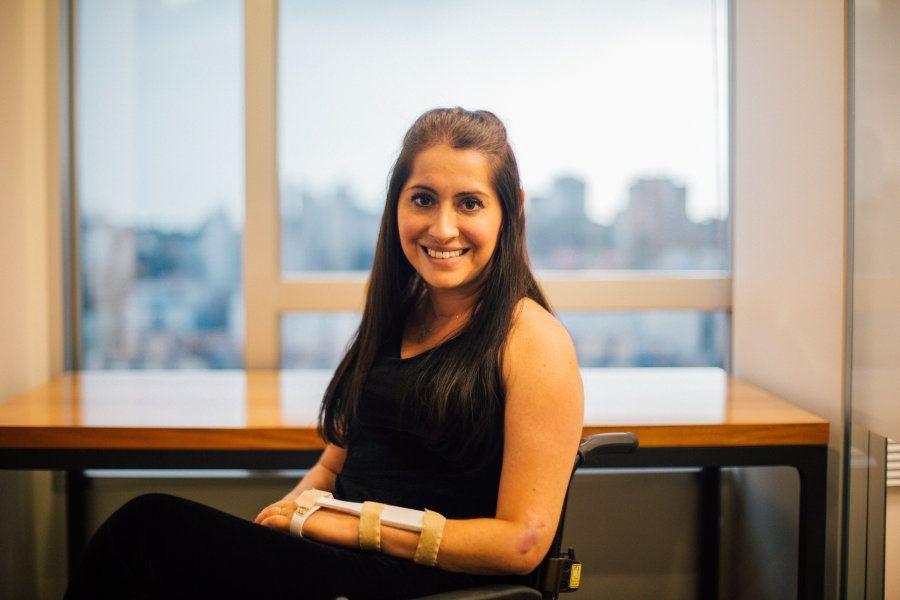 Daniela Bortman, de 35 anos, é a 23ª mulher que compartilha sua história no projeto