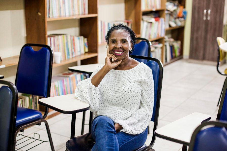 Rozeli da Silva é a 28ª entrevistada do projeto
