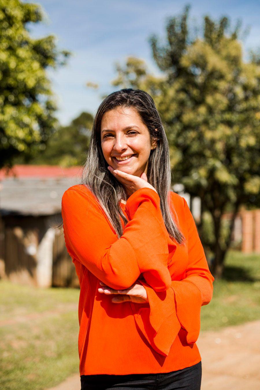 Tamires de Souza: Ela venceu dificuldades após se tornar órfã e mãe no mesmo