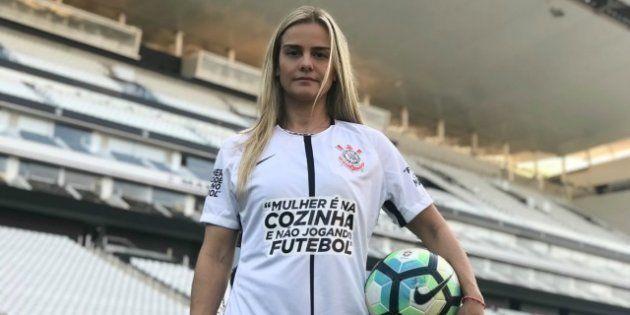 Milene Domingues abraçou a causa e é a embaixadora da ação