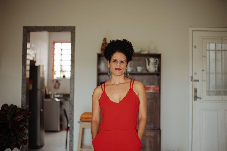 Maria Marighella é neta do militante comunista Carlos Marighella, inimigo nº1 da ditadura militar no