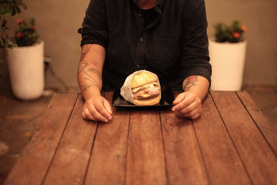 A verdade é que Bruna sempre gostou de cozinhar e viu na charcutaria um jeito de fazer o que gosta --...
