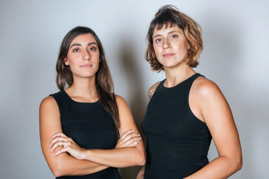 Amanda Kamanchek Lemos e Fernanda Frazão, diretoras do documentário 'Chega de Fiu