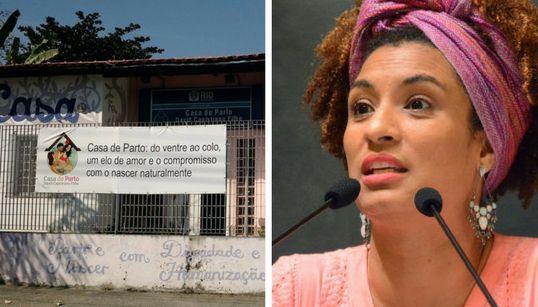 Legado de Marielle, casas de parto no Rio não têm data para sair do