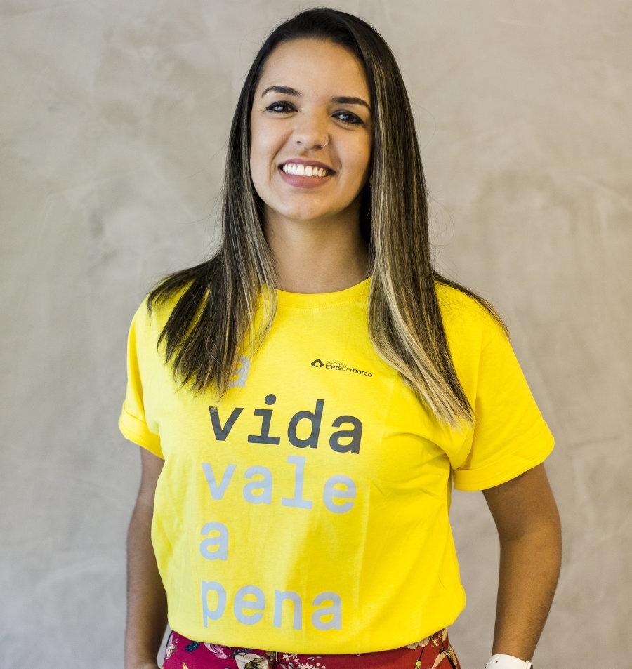Michelle Baladão Fagundes: A mulher que usou a tristeza e a saudade para compreender a