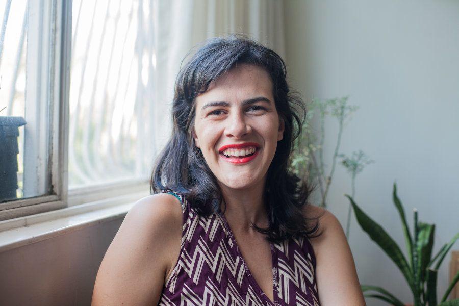 Gabriela Vinhas é a 77ª entrevistada do projeto