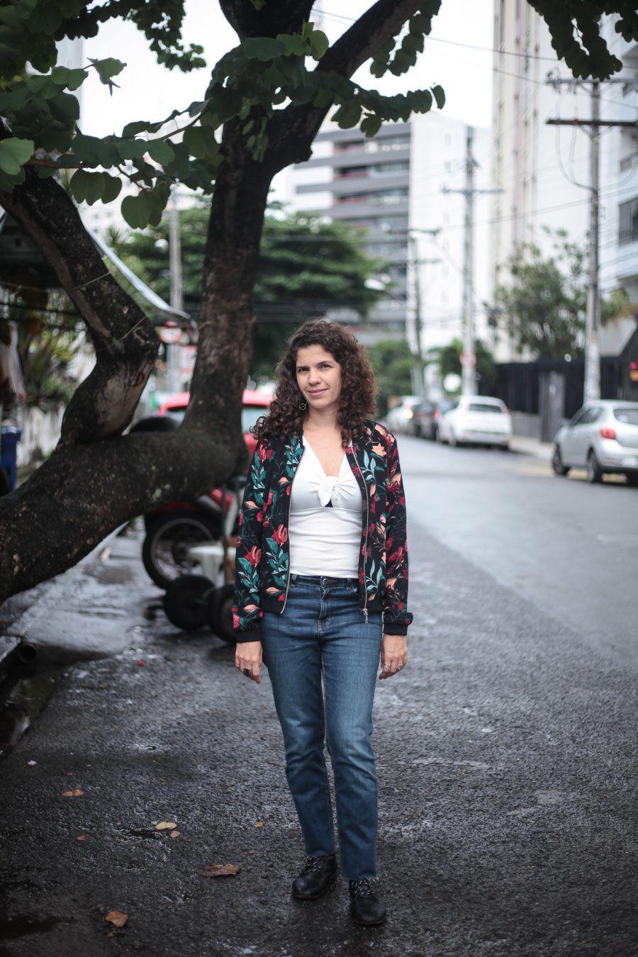 Atualmente Erica ocupa a cadeira de Diretora Administrativa da União de Ciclistas do Brasil