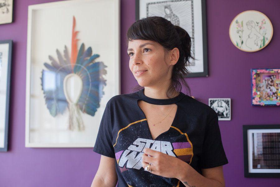 Lua Fonseca é a 105ª entrevistada do projeto