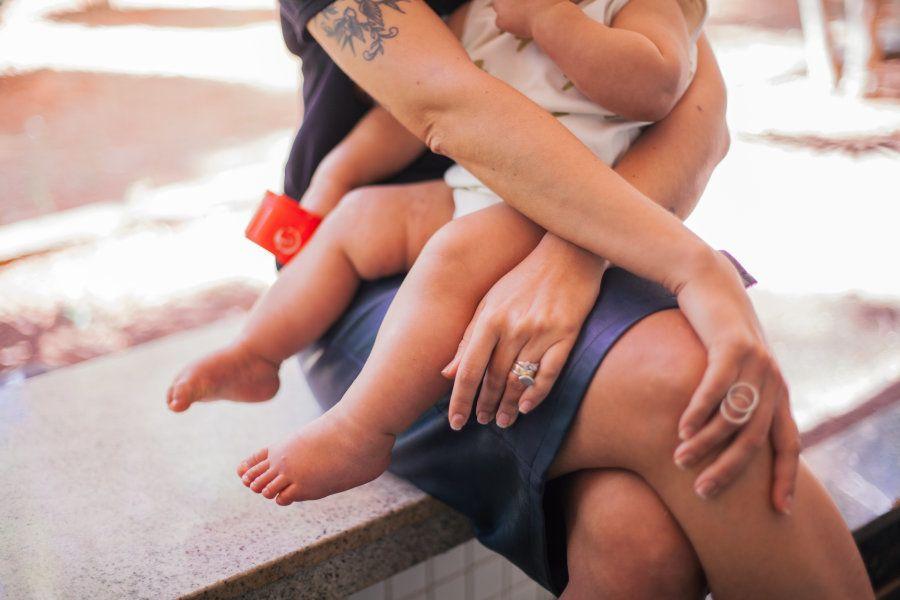 Lua Fonseca: Uma mãe no processo de descobrir as novas formas de educar os