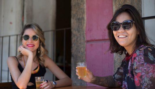 Camila e Nathália: As amigas que iniciaram uma revolução feminina na mesa de