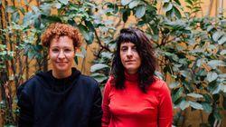 Iza e Lola: A dupla que criou um sexshop para atender ao desejo