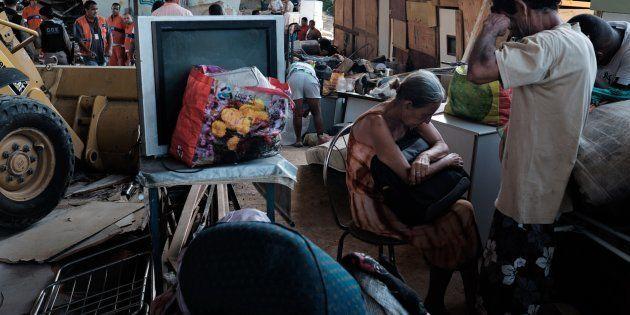 Jurista denuncia que Janaína é uma mulher pobre, em situação de rua e que...