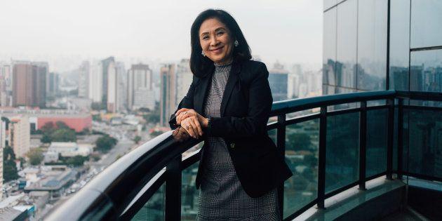 Chieko Aoki fundou rede de hotéis Blue Tree há mais de duas