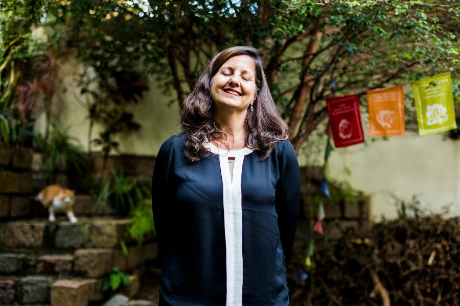 Sem registros, Silvia tem um cálculo de cabeça e estima que mais de 10 mil alunos passaram pelo CEP-Rua...