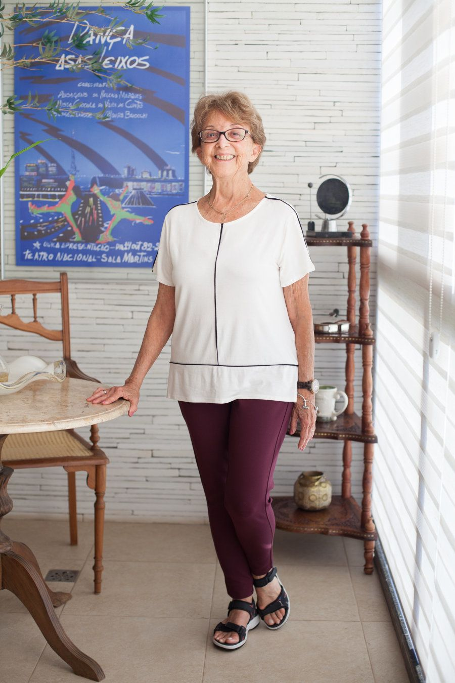 Yara tem 71 anos anos de carreira, e se expressa das mais diversas