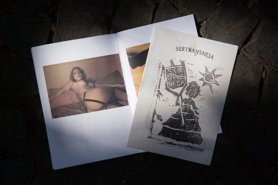 Hoje, os trabalhos de Tertuliana podem ser vistos principalmente em cordéis e xilogravuras, arte comum...