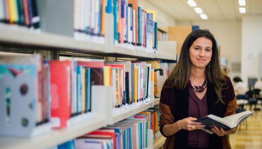 A médica que enxergou na educação outra possibilidade de salvar