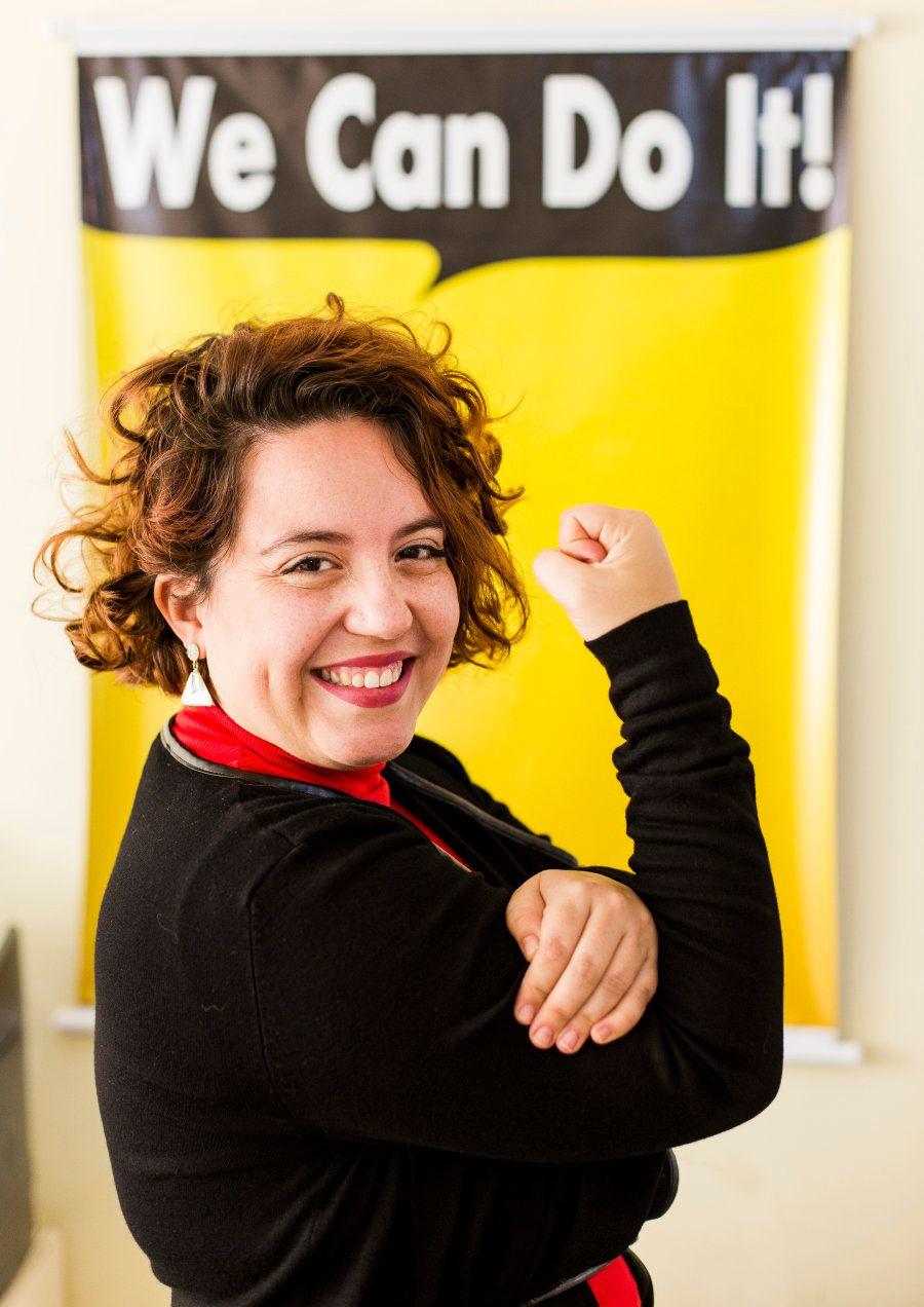 Gabriela Souza é a 119ª entrevistada do projeto