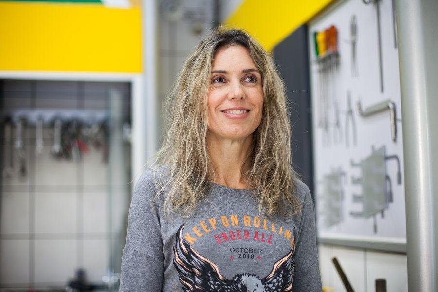 Veruschka Fonseca é a 122ª entrevistada do projeto