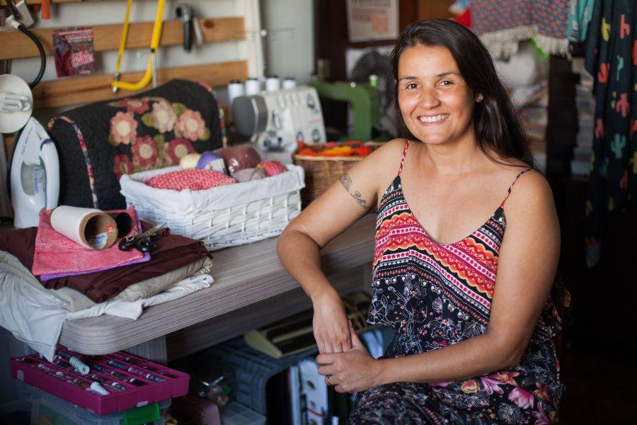 Rachel Potira é a 121ª entrevistada do projeto