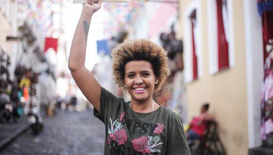 Elem Silva: A Maestrina da Favela que tem sob a batuta um Pelourinho