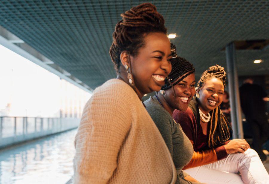 Para o grupo, ter esse recorte de raça é importante para mostrar para as crianças que a cultura e os...