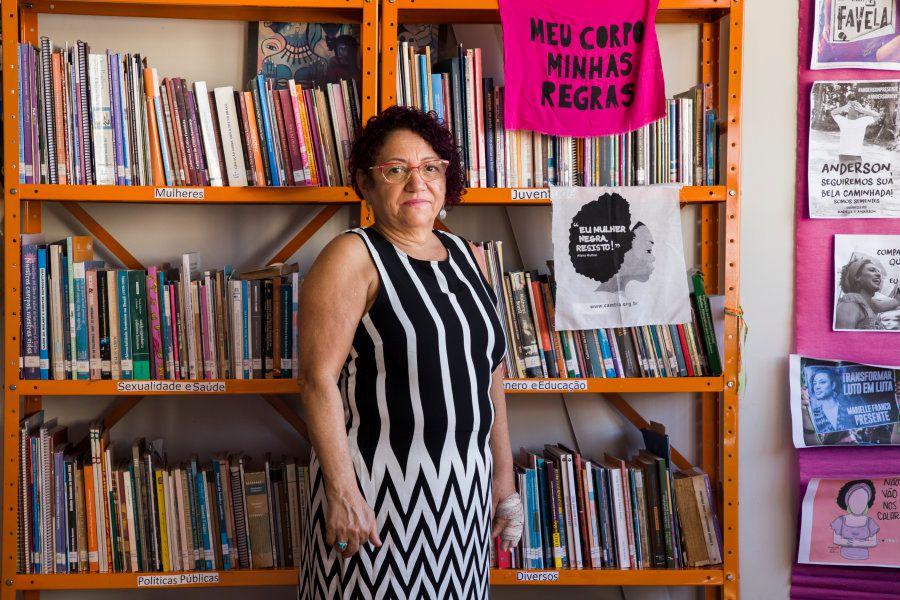 Eleuteria Amora é 141ª entrevistada do projeto