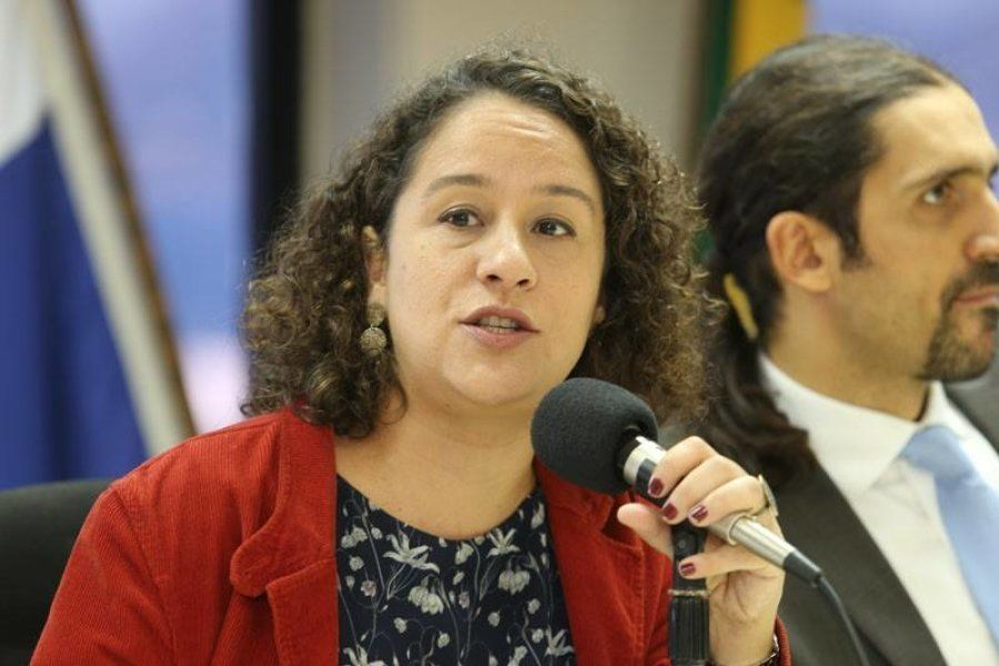 Luciana Boiteux é advogada e professora de direito penal e defende que falar sobre aborto é falar sobre...