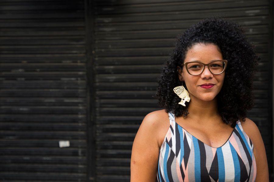 Juliana Cardoso já foi babá e trabalhou em sorveteria, recepção e loja de