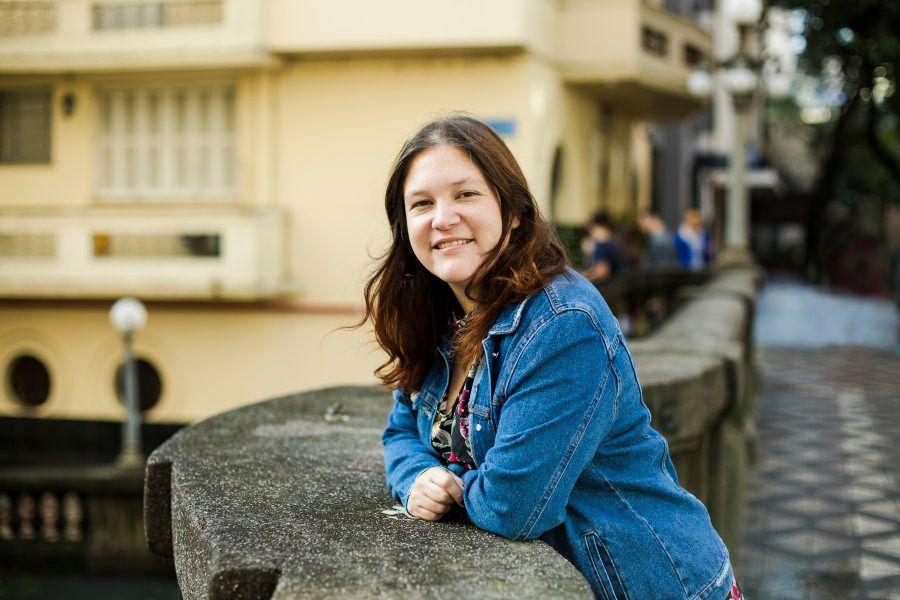 Política está no DNA de Carolina Soares, desde pequena acostumada com seus familiares engajados