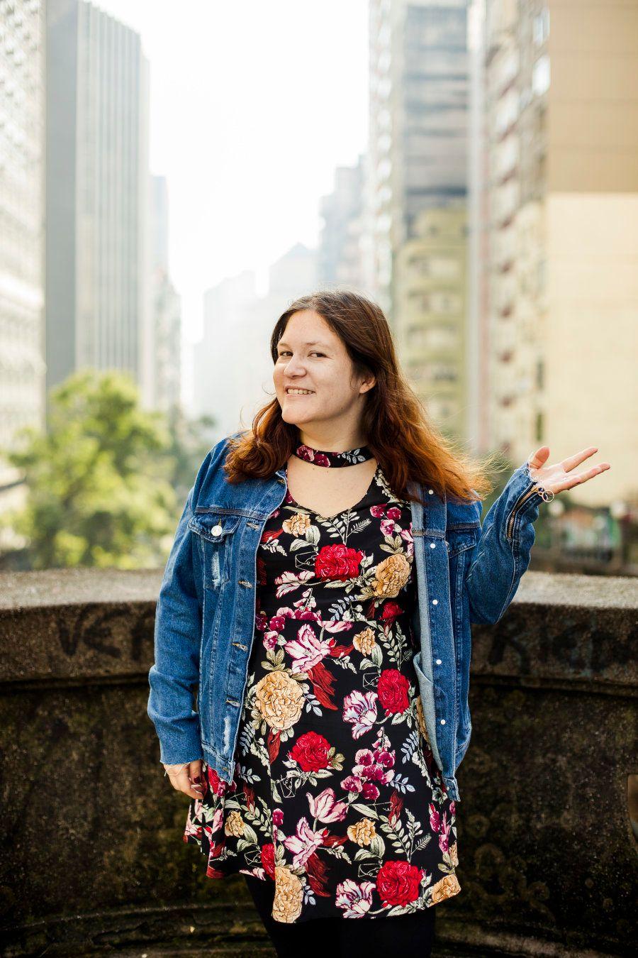 Carolina Soares é cofundadora do movimento Minha Porto