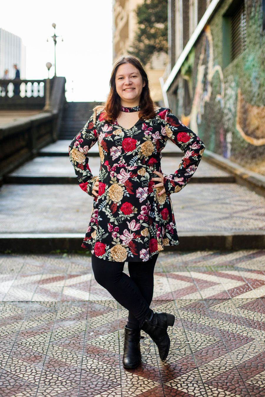 Carolina Soares rejeita o jeito de fazer política tradicional, via partidos, e aposta na mobilização...