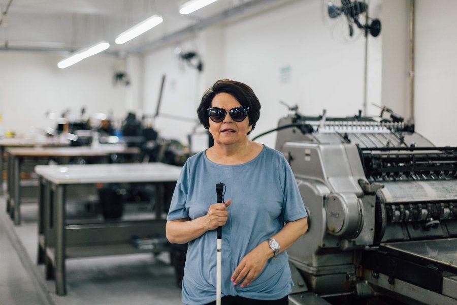 Regina Oliveira é a 166ª entrevistada do projeto