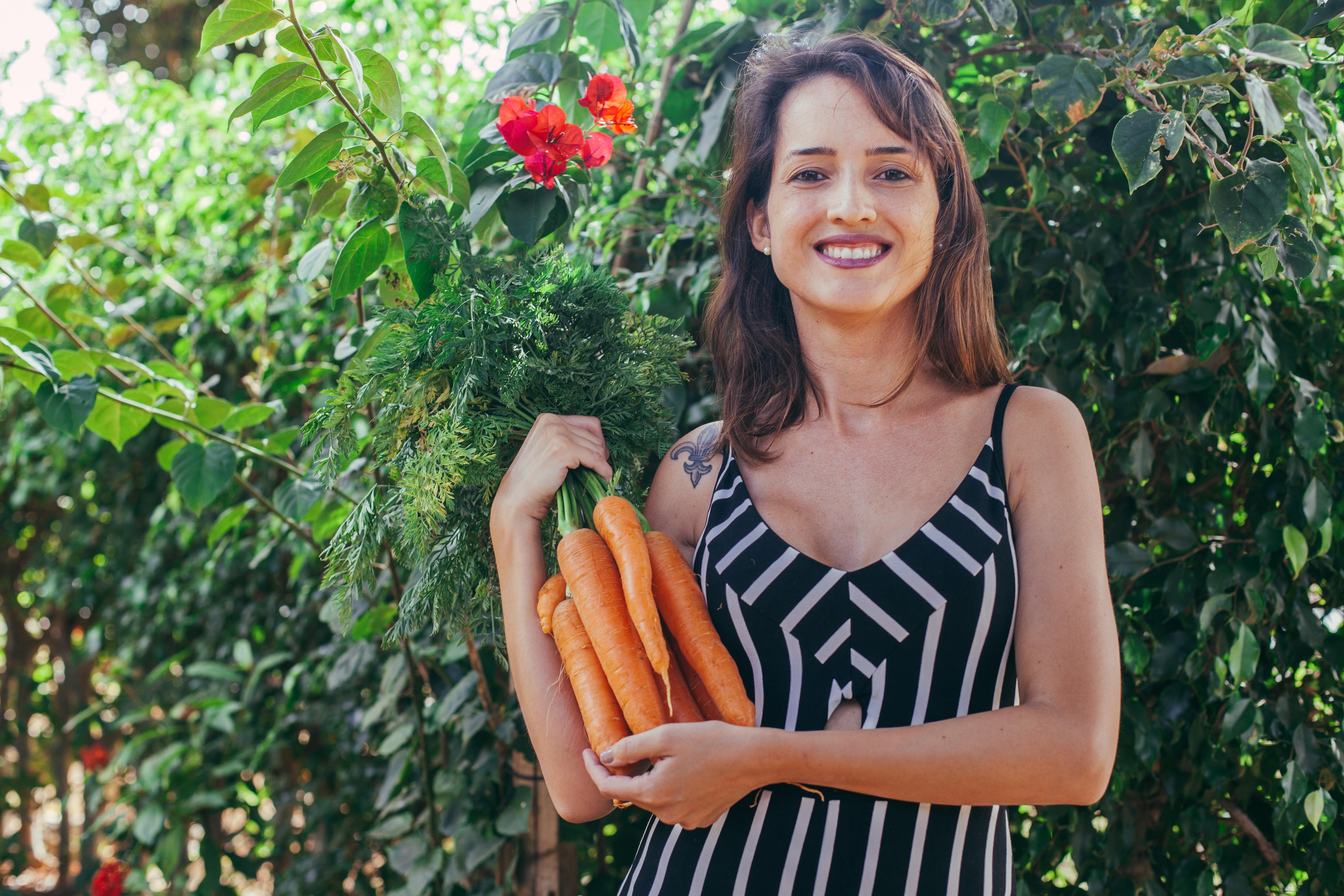 Do pânico ao comer até o comércio de orgânicos: A vitória de Mirella