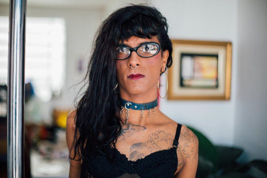 Com a pós-pornografia, Bruna conta que o objetivo e