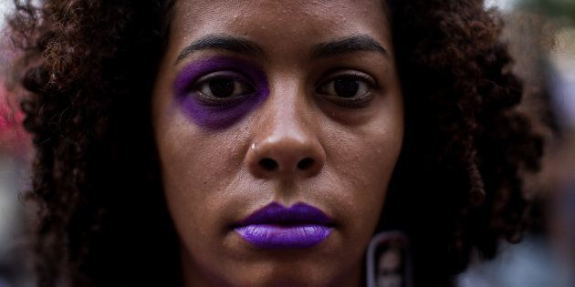 O Brasil teve mais de 220 mil queixas de violência doméstica em 2017, segundo dados do Anuário Brasileiro...