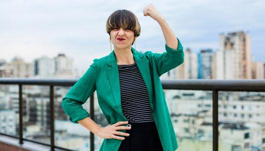 Joanna Burigo, a especialista em gênero que fez do feminismo
