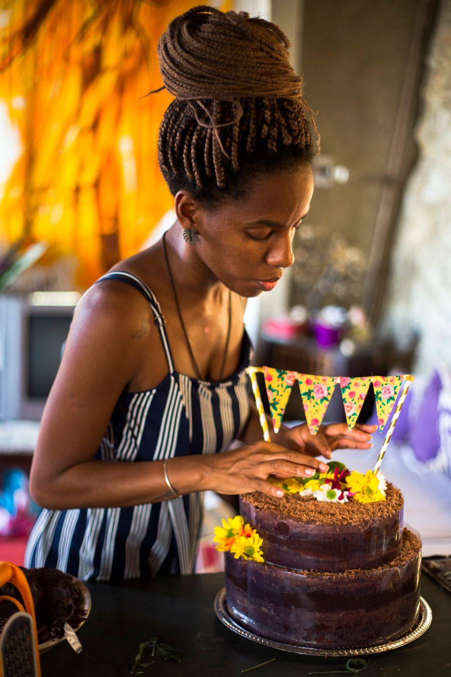 Além de bolos, Tâmisa quer se especializar em cupcakes e docinhos de