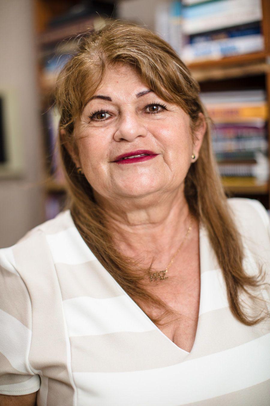 Maria Genu é a 190ª entrevistada do
