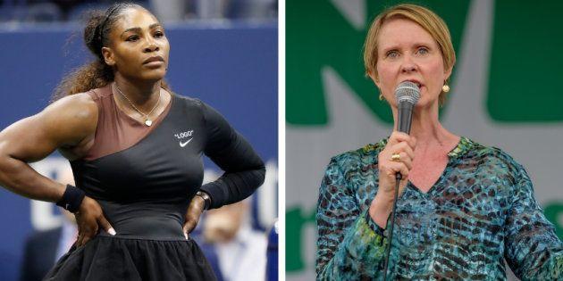 Há uma certa indignação na ideia de que essas mulheres extraordinárias precisam fazer com que sua raiva...