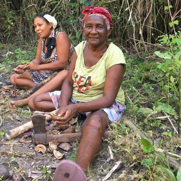 Desde 2016, Dona Dijé reivindicava, junto a outras 27 representantes de populações tradicionais do País,...