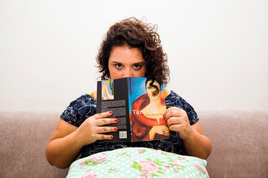 Tarsila do Amaral e outras mulheres são a verdadeira inspiração de Tatiana para transformar o