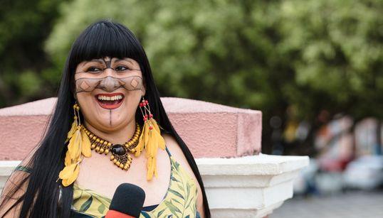 Mulher, indígena e comunicadora: O sonho de Kayna