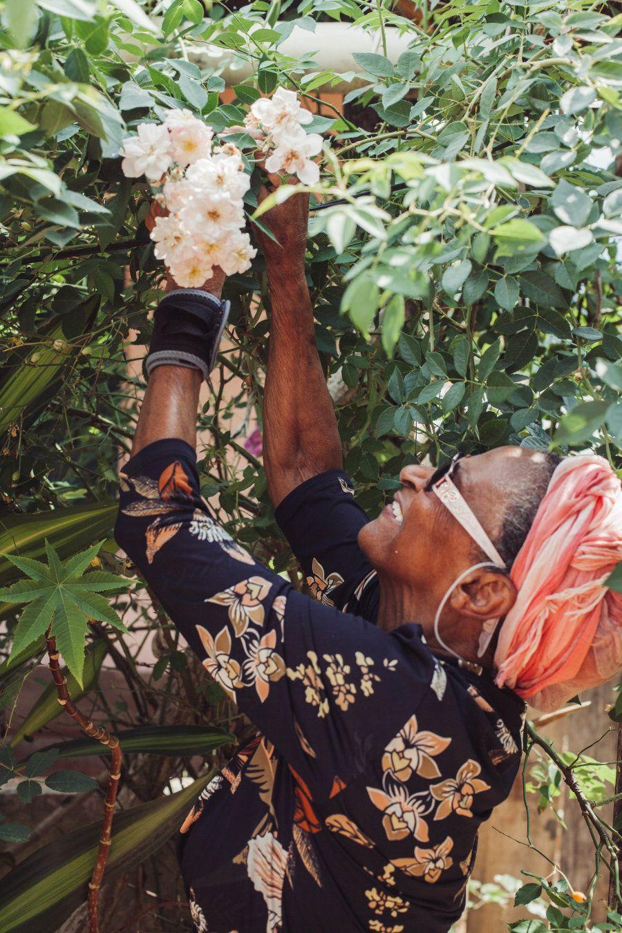 Conexão com o poder de cura da natureza: esse é o lugar de Dona