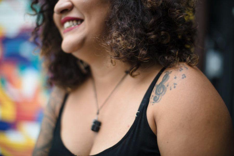 Quando tinha 35, Vivian Oliveira tatuou pela primeira vez sua paixão pela